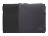 "Targus Pulse Sleeve - Housse d'ordinateur portable - 14"" - gris charbon TSS94804EU"